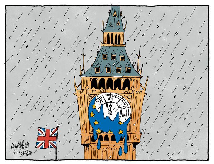 Morning Update - Panicking Parliament