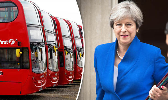 Morning Update: Theresa to get a 1 way ticket home?