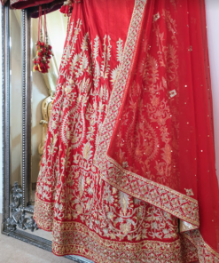 000-8 Regal Red Bridal
