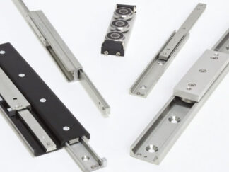 Saibo: Precision Hardened Steel Telescopic Slides