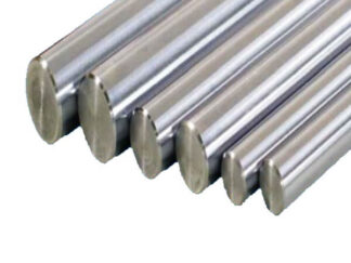 Saibo: Hardened Steel g6 Shaft Ø 5-30mm