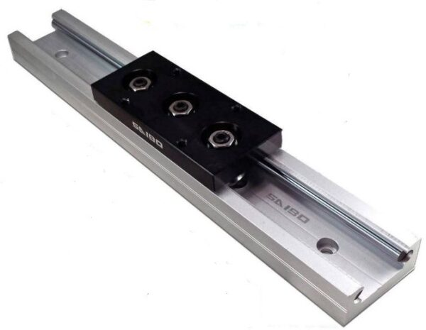 LGB47 - Compact Hardened Linear Rail (Rail Only)