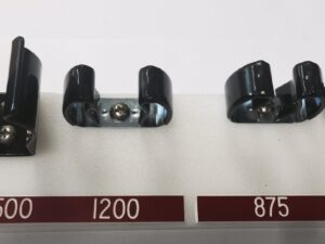 """500 Tool Mounting Clip 3/8-5/8"""" (9.5-15.8mm)"""