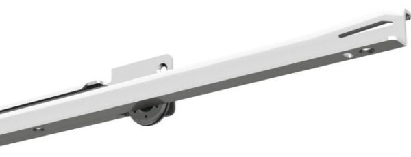 FR2071 (70kg) Steel Partial Ext'n. White Powder Coated