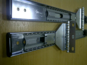 "Over top pocket door slide 14""   Length 356mm. Travel 273mm. Pair"