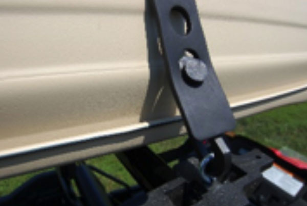 Quick Fist Kayak/Canoe Roof Top Mounting Kit - Quick Release