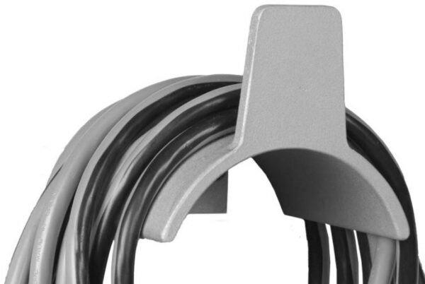 "Electrical Cord Holder - Holds 3-1/2"" (88mm) Bundle"