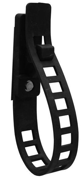 """Quick Fist Long Arm Clamp - Holds from 13 to 114mm (1/2""""-4.5"""") dia."""