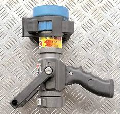 "Quick Fist 3"" Nozzle Clamp - Holds from 70 to 83mm (2 3/4""-3 1/4"") dia."