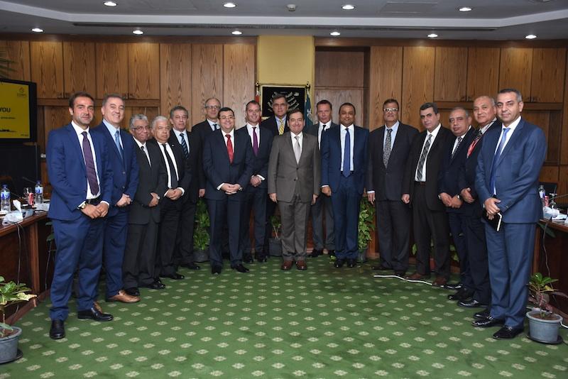 executive committee egyps