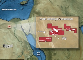 North Bahariya