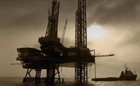 Offshore Rig