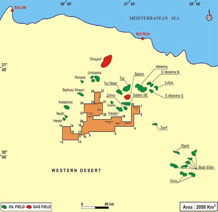 Eni announces oil discovery at South West Meleiha in Egypt's Western Desert  | Energy Egypt