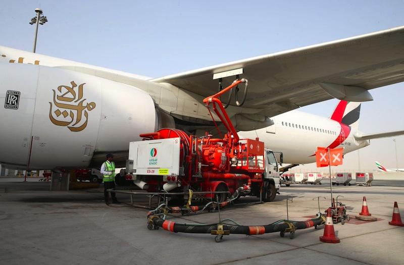 ENOC Jet Fuel