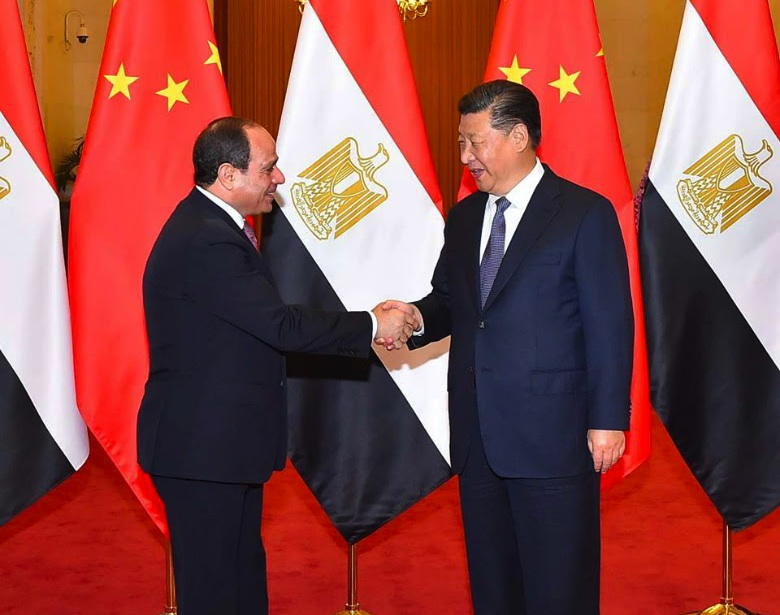 Egypt-China