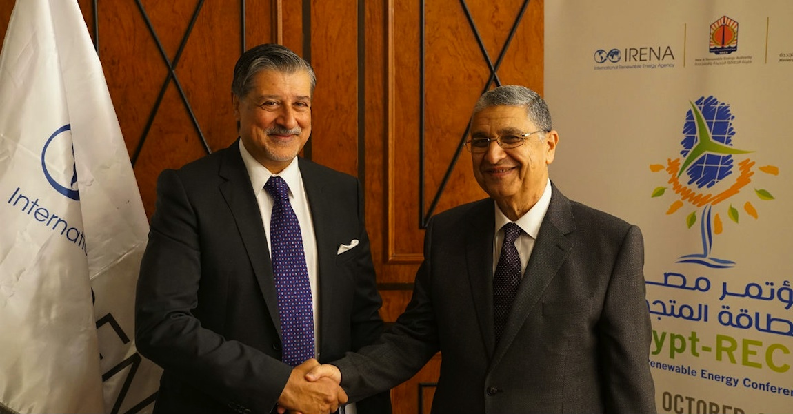 IRENA-Director-General-Mr-Adnan-Z-Amin-and-HE-Dr-Mohamed-Shaker-Egyptian-Minister-of-Electricity