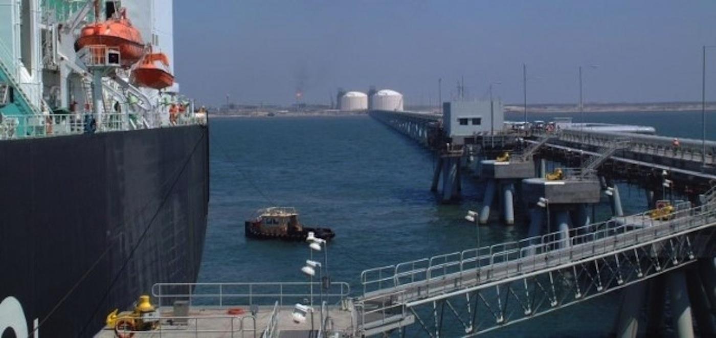 LNG Egypt