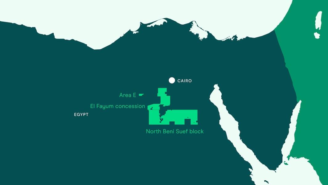 Pharos Energy drills production well in Egypt's Western Desert
