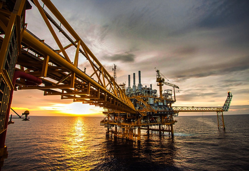 Offshore-oil-rig