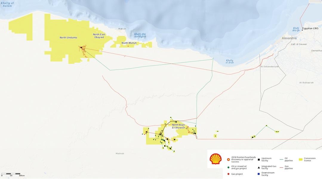 Shell Western Desert