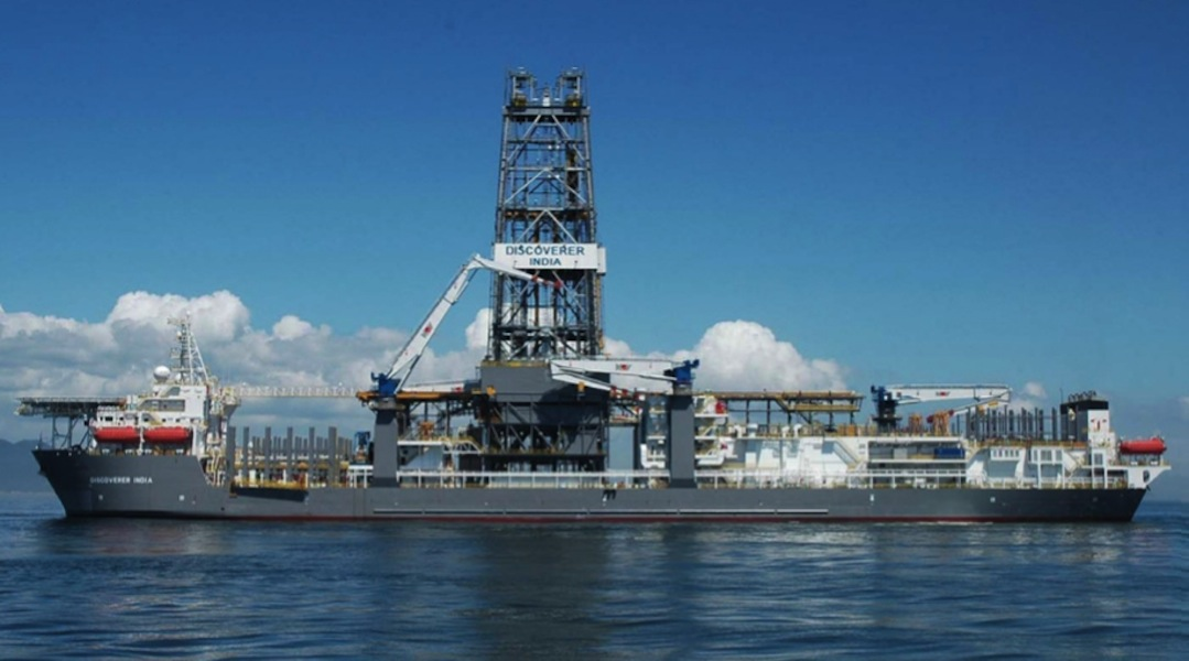 Transocean-Discoverer-India