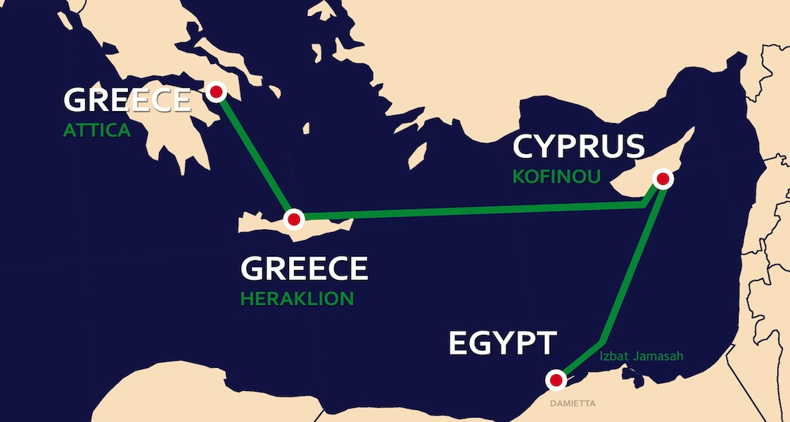 EuroAfrica Interconnector Project launches tender for Cabling Contract