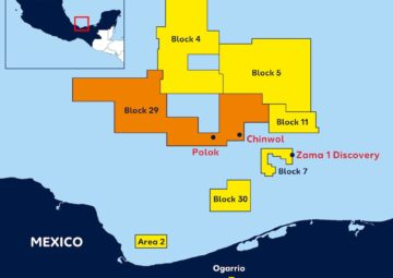 Wintershall Dea Licences Mexico_Block 29