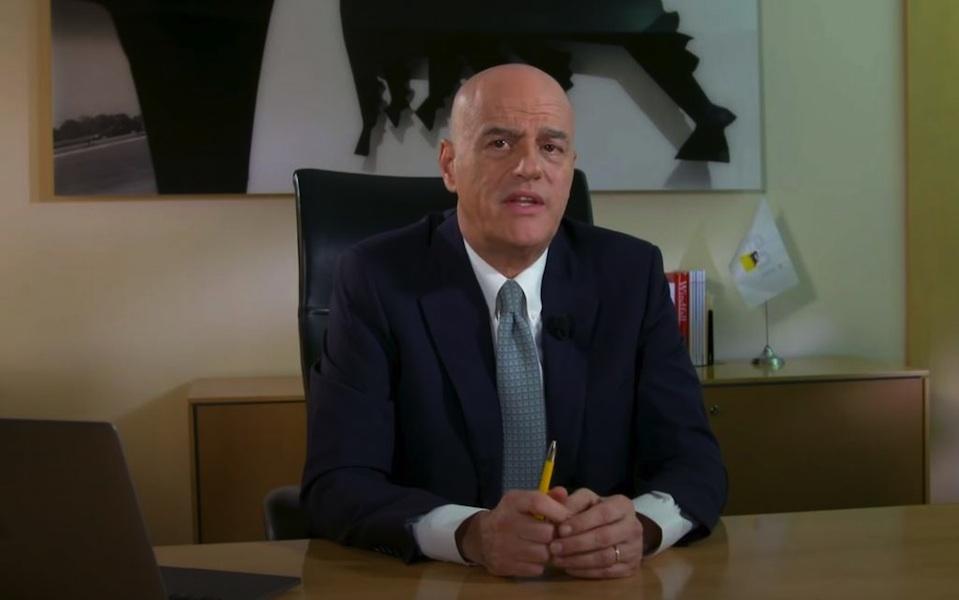 Eni-CEO