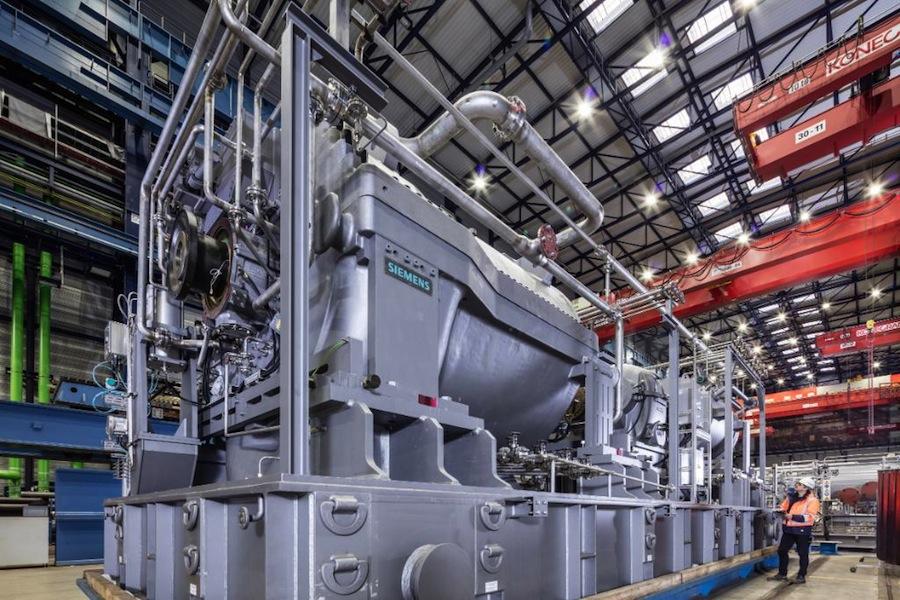 Siemens LNG