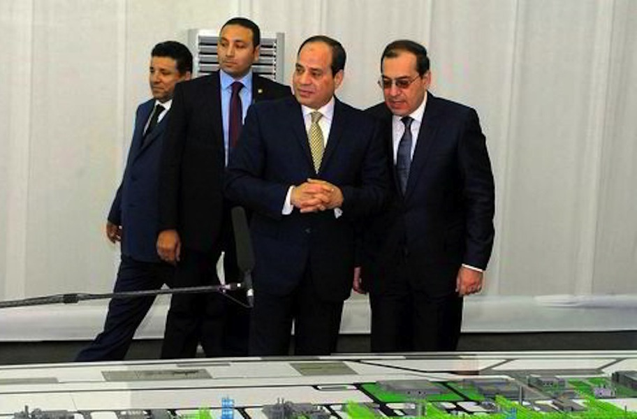 Egypt Sisi Molla