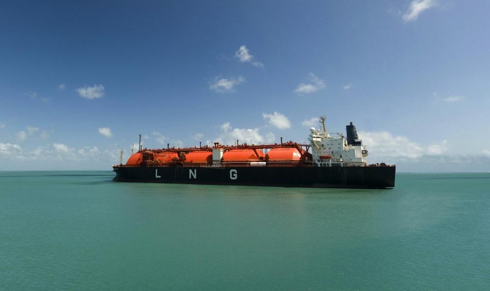 Gas-LNG