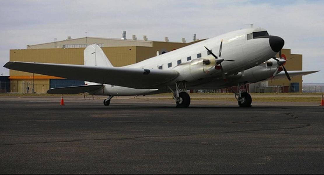 TGS plane