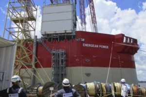 Energean Power FPSO