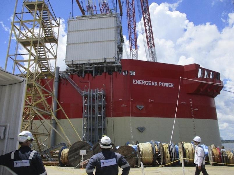 Energean Power FPSO