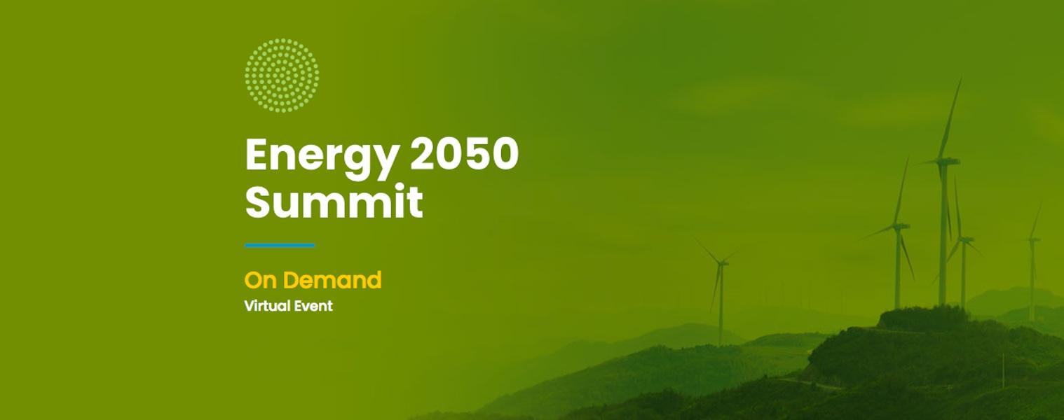 Energy 2050 Summit