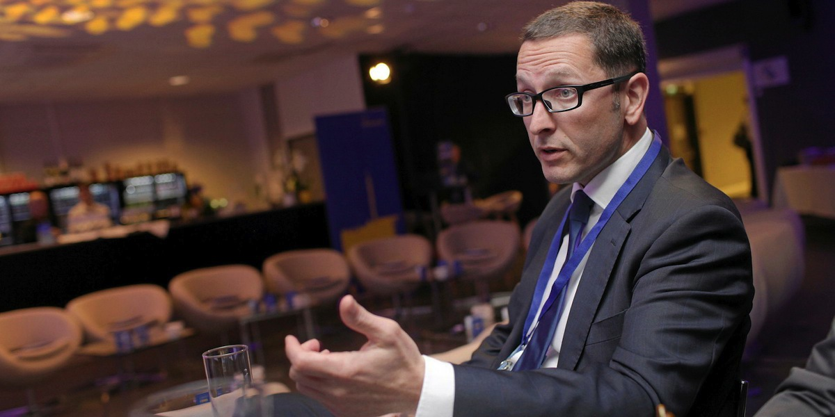 Wintershall Dea CEO Mario Mehren