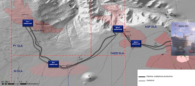 North El Amriya - North Idku Development