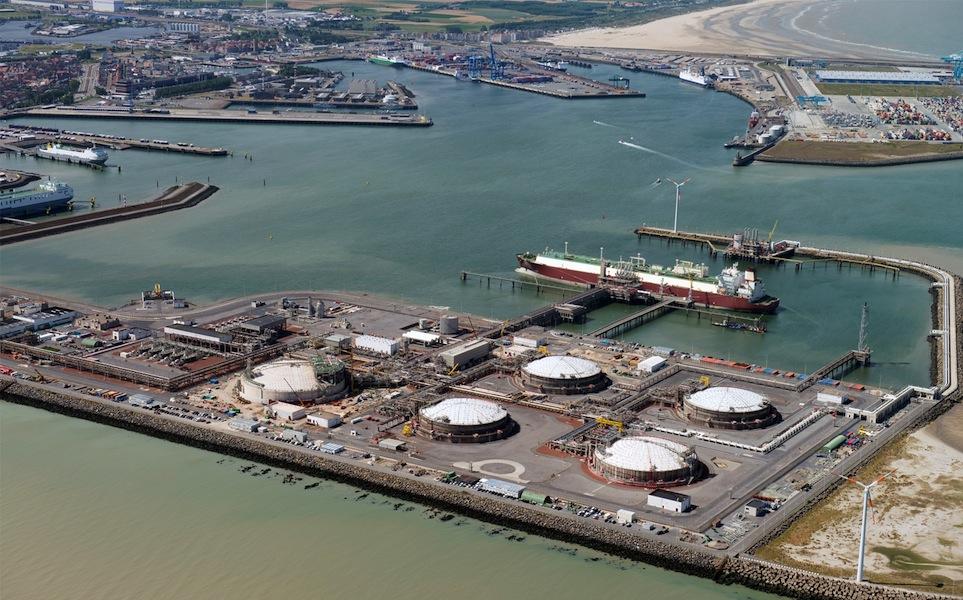 Zeebrugge-LNG