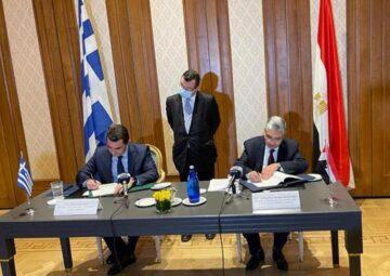 Egypt-Greece Electricity MoU
