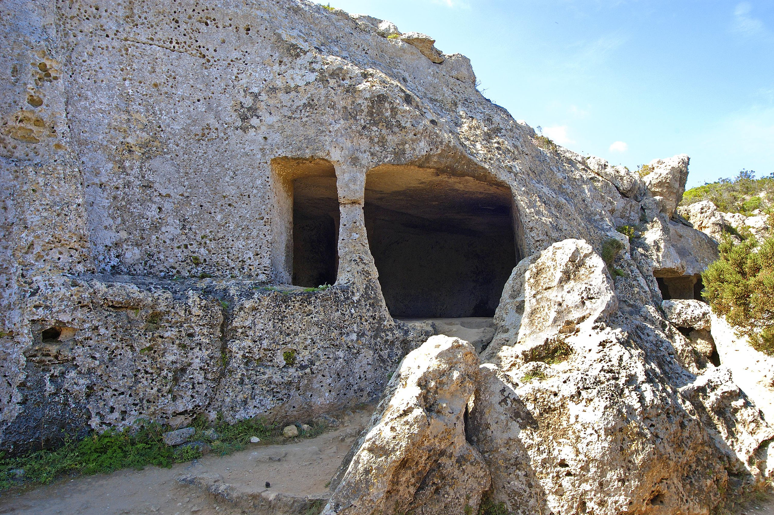 Necropolis Cala Morell