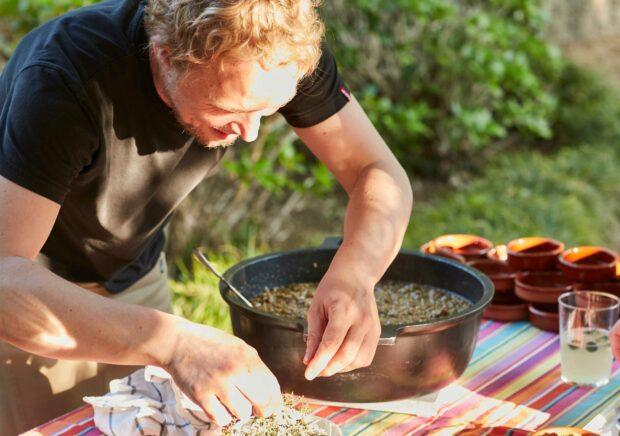 Private Chef Roger Sobrebals