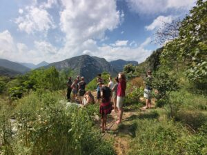 permaculture design certificate at can lliure
