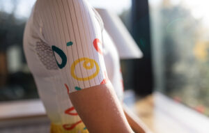 La Bruguera cycling kit sleeve