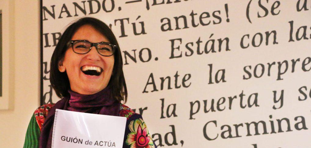 ACTÚA – PRIMER EVENTO DE LA LIGA DE MUJERES PROFESIONALES DEL TEATRO DE ESPAÑA