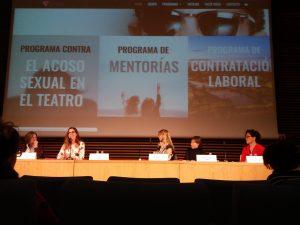 Cachito Noguera presenta LMPT en Ellas Crean