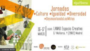 Cachito Noguera en Jornadas de Cultura e Igualdad