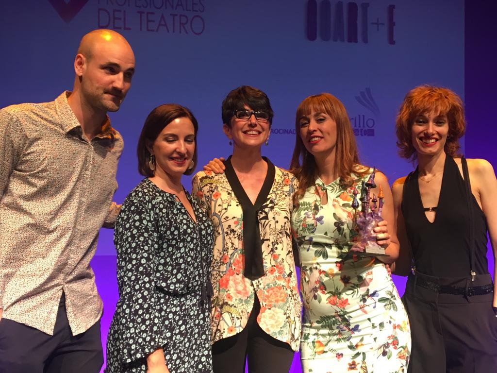 Así fue el Primer Premio Nacional de Dramaturgia Infantil de la LMPT y Coart+e Producciones