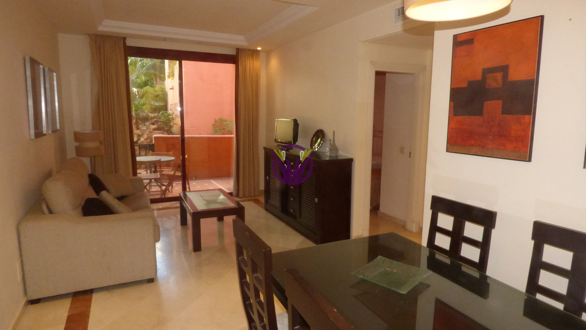 2 Bedrooms, Apartment, Holiday Rentals, 2 Bathrooms, Listing ID 1108, Elviria, Spain,