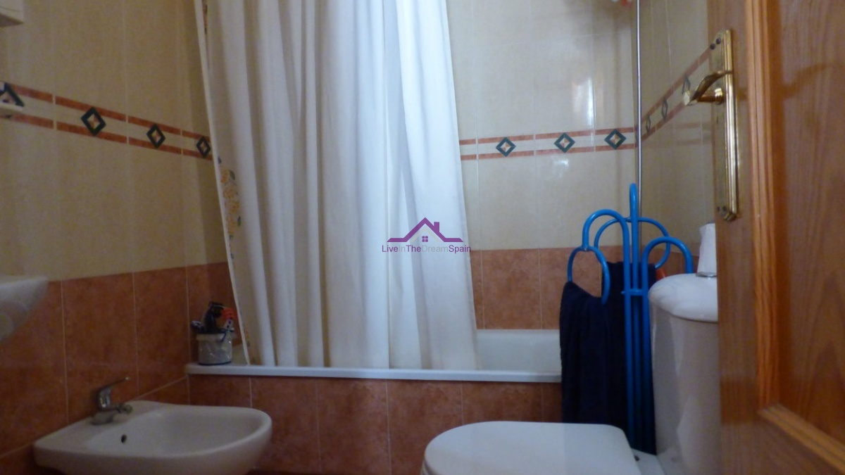 3 Bedrooms, Apartment, For sale, 2 Bathrooms, Listing ID 1080, Spain,