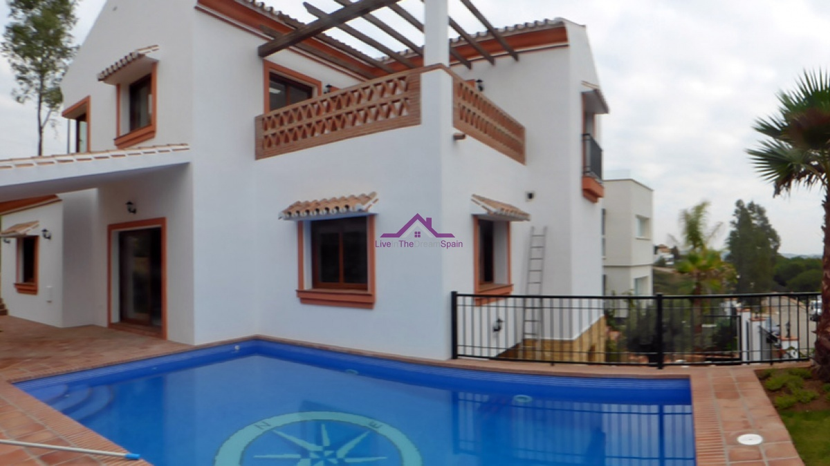 6 Bedrooms, Villa, Luxury, Modern, New, High quality, swimming pool, gardens, golf course, For sale, 6 Bathrooms, La Cala, Mijas, La Cala Golf, Andalucia, Costa del Sol, Spain